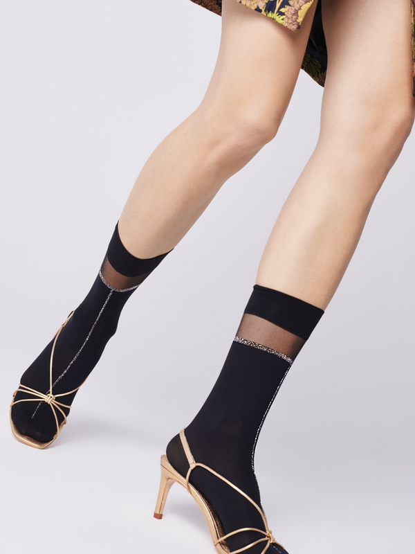 Silonky ponožky Fiore Elena 40 den e649af9141