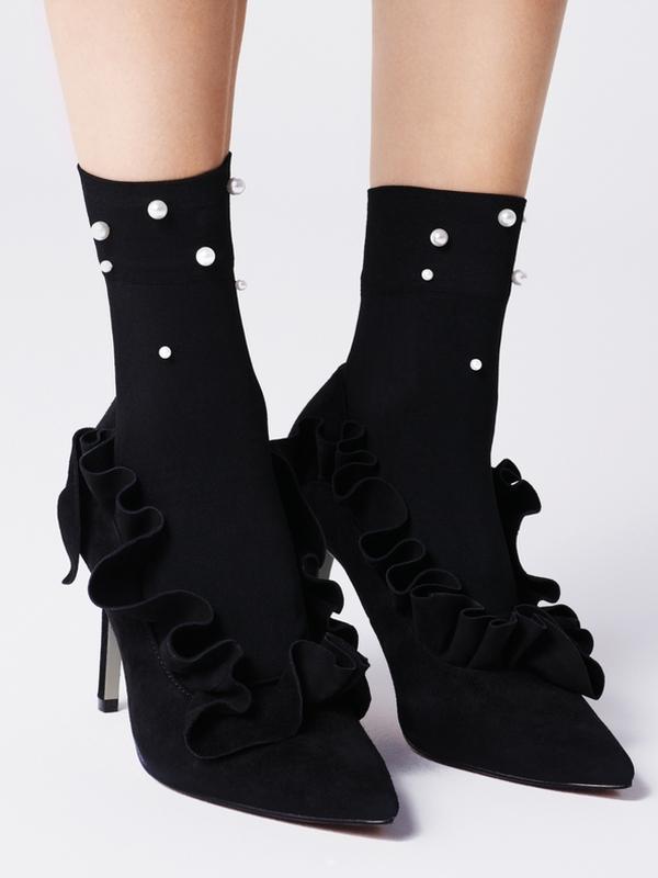 Silonky ponožky Fiore Perline 60 den e5f1d91833
